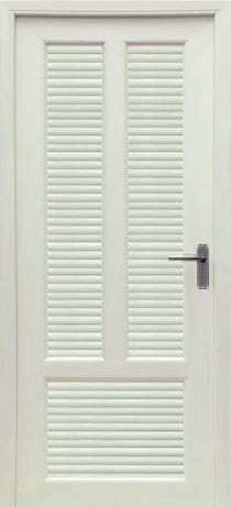 80 Cm X 210 Cm 4cm Thick Uw 2517 Cdl Contemporary Double Luwer Upvc Bathroom Door With Frame And Round Lock White Finish Doors And Windows Doors Buy 80