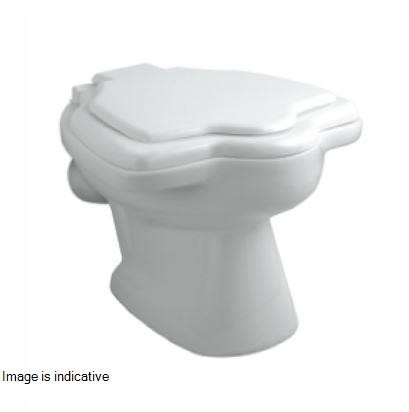 Universal 660 X 600 X 400 Mm P Trap European Water Closet Bright C0272    Bath And Sanitary Fittings, WCs, Flushing And Accessories   Buy Universal  660 X 600 ...